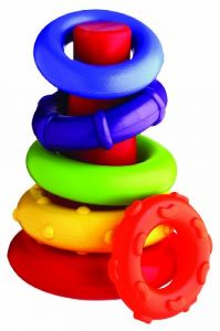 Playgro Rock N Stack, 0-24 Months
