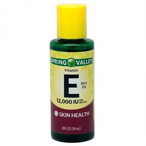 Spring Valley - Vitamin E Skin Oil 12000 Iu, 2 Fl. Oz.
