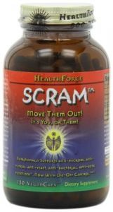 Health Force Scram Vegan Caps 150 Count