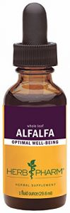 Herb Pharm Certified Organic Alfalfa Extract - 1 Ounce