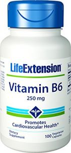 Life Extension Vitamin B6 250 Mg, 100 V Caps