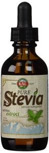 Kal Pure Stevia Liquid Extract Unflavored -- 25 Mg - 2 Fl Oz