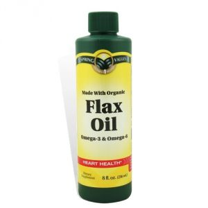 Made With Organic Flax Oil 8 Fl Oz (containing Organic Flaxseed Oil 4635mg)