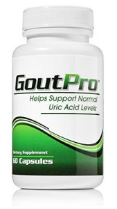 Goutpro - Uric Acid Cleanse - Inflammation Supplement - 60ct