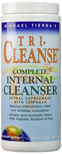 Planetary Herbals Tri-cleanse Internal Cleanser Powder, 10 Oz