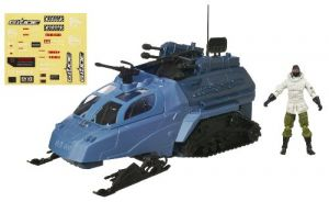 Gi Joe Movie Bravo Vehicle Ice Dagger
