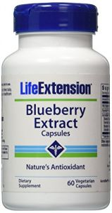 Blueberry Extract 60 Vegicaps
