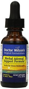 Herbal Adrenal Support Formula - 1fl Oz