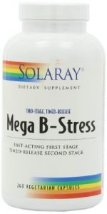 Two-stage Mega B-stress Solaray 240 Caps