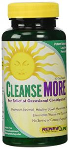 Renew Life - Cleanse More, 60 Capsules