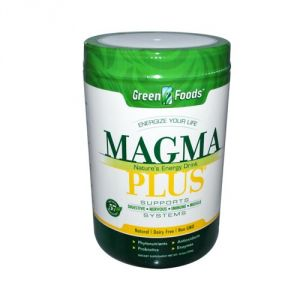 Green Foods - Magma Plus,10.6oz Powder