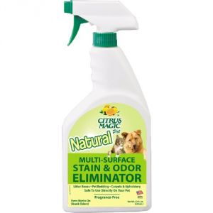 Citrus Magic Pet Odor Eliminator 22 Ounce Spray