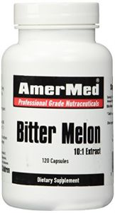 Bitter Melon Extract 600mg, 120 Capsules