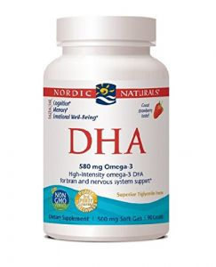 Nordic Naturals - Dha, Brain And Nervous System Support, 90 Count