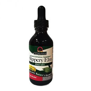 "Nature""s Answer - Slippery Elm Inner Bark, 1000mg, 2 Fl Oz Liquid"