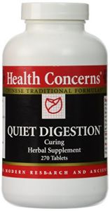 Health Concerns Quiet Digestion 270t