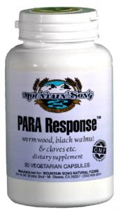 "Herbal Parasite Cleanse And Detox With Wormwood, Black Walnut, Garlic, Cloves, Pau D""arco And More- An Effective"