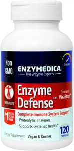 Enzymedica - Enzyme Defense - Most Advanced Immune System Support, 120 Count