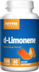 Jarrow Formulas - D-limonene 1000 Mg 60 Softgels