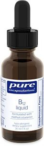 Pure Encapsulations - B12 Liquid - 1oz