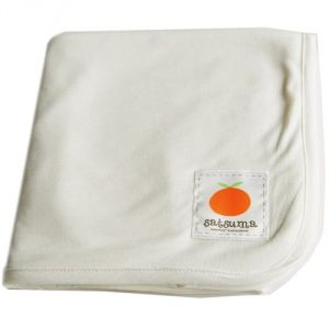 Satsuma Designs Jersey Swaddling Blanket - Natural