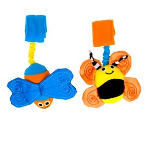 Sassy Bugs On Board 2 Pack