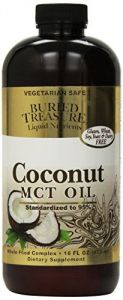Buried Treasure Coconut Oil Mct - 16 Fl Oz