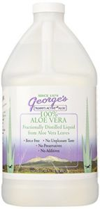 "George""s Aloe Vera Supplement, 64 Fluid Ounce"