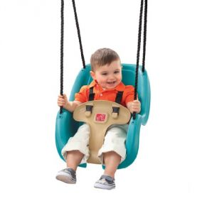 Step2 Infant To Toddler Swing 1-pack Turquoise
