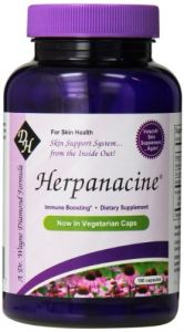 Diamond-herpanacine Skin Support Veg Capsules With Antioxidant, 100 Count