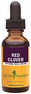 Herb Pharm Certified Organic Red Clover Extract - 1 Ounce