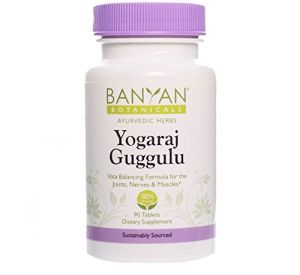 Banyan Botanicals Yogaraj Guggulu - Certified Organic, 90 Tablets - Vata Balancing Formula For The Joints, Nerves, & Muscles