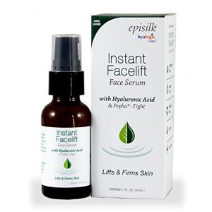 Episilk Ifl Serum - Instant Facelift By Hyalogic - 1 Ounce