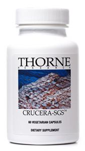 Thorne Research - Crucera-sgs - 60ct [health And Beauty]