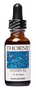 Thorne Research - Vitamin K2 Liquid (1 Mg/drop) - 30 Ml