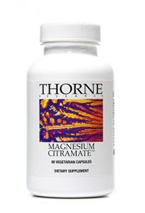 Thorne Research - Magnesium Citramate (135 Mg) - 90 Vegetarian Capsules