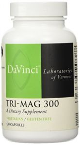 Davinci Labs - Tri-mag 300 - 120 Vcaps [health And Beauty]