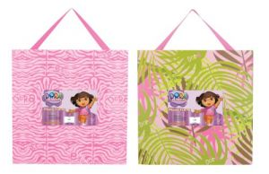 Trend Lab Nickelodeon Dora The Explorer Frame Set, Exploring The Wild