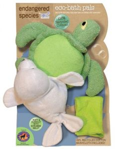 Endangered Species By Sud Smart Eco-bath Bath Set, Sea Turtle