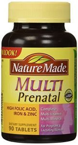 Nature Made Multi Prenatal 90 Tablets