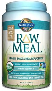 Garden Of Life Raw Organic Meal 32 Oz (908g) Powder (packaging May Vary)