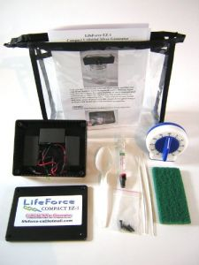 Lifeforce Compact Ez-1 Colloidal Silver Generator Package