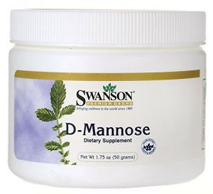 D-mannose 1.75 Oz (50 G) Pwdr