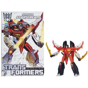 Transformers Generations Deluxe Starscream Action Figure