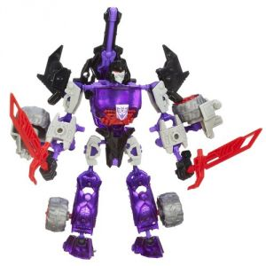 Transformers Construct-bots Elite Class Megatron Buildable Action Figure