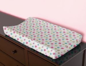 Summer Infant Changing Pad Cover, Petals