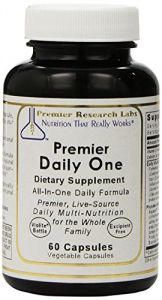 Premier Daily One By Premier Research Labs -- 60 Caps