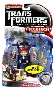 Transformers Dark Of The Moon Optimus Prime Mechtech Figure