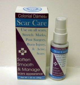 Colonial Dames Scar Care, 1.25 Oz.