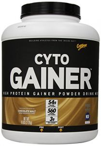 Cytosport Cyto Gainer Protein Drink Mix, Chocolate Malt, 6 Pound